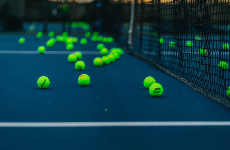 The Benefits of Being Involved in a Tennis Sports Community